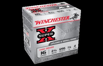 Winchester Super X 16G 4 2-3/4