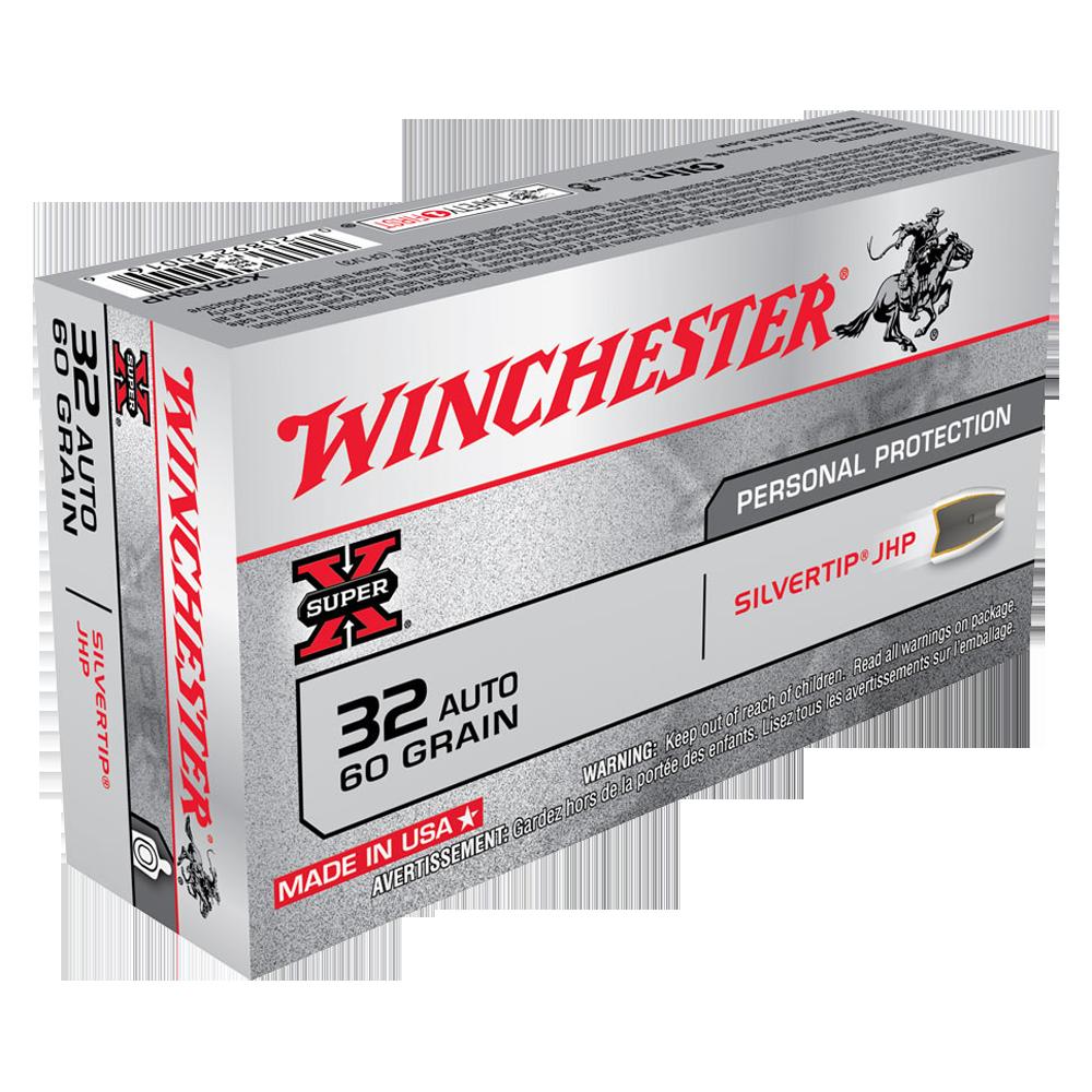 Winchester Super X 32 Auto 60gr STHP