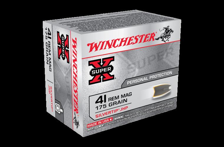 Winchester Super X 41RM 175gr STHP