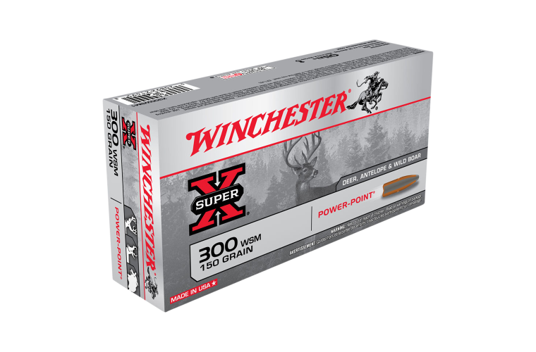 Winchester Super X 300WSM 150gr PP