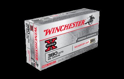 Winchester Super X 380 Automatic 85gr STHP