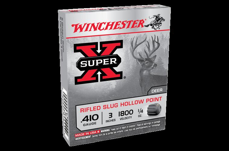 Winchester Super X 410ga rifled slug 3