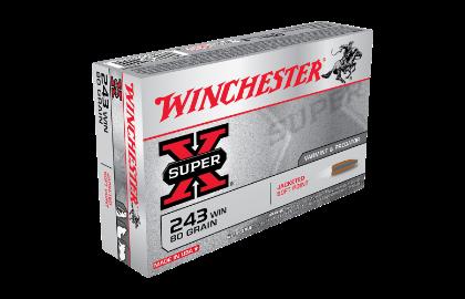 Winchester Super X 243Win 80gr PSP