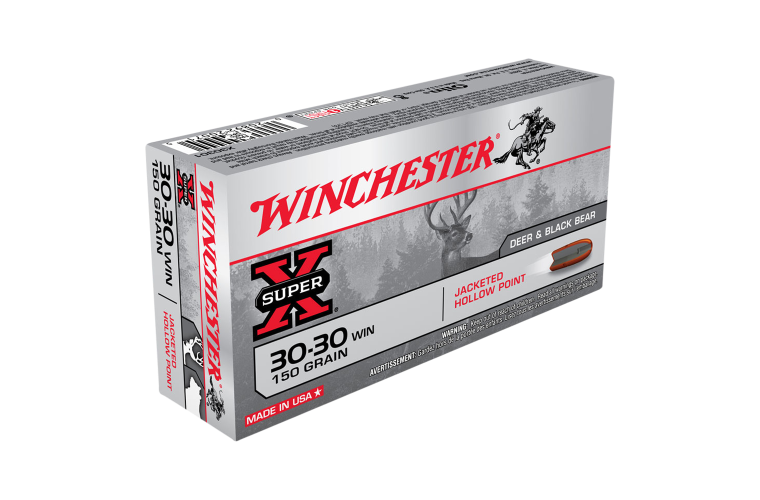 Winchester Super X 30-30Win 150gr HP