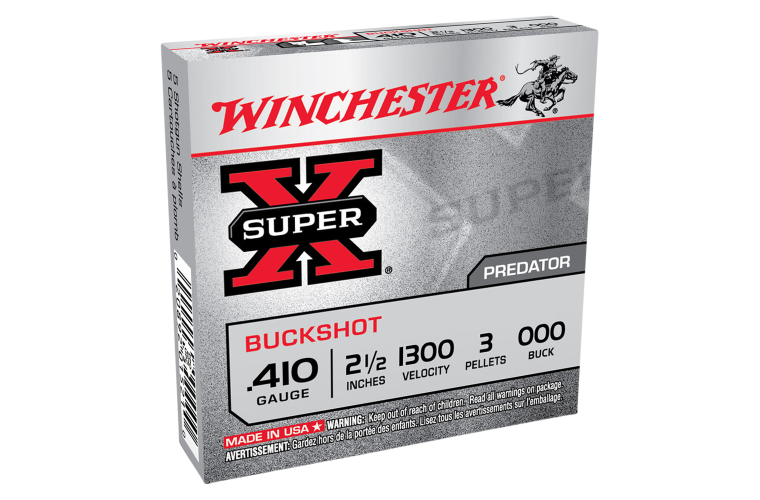 Winchester Super X 410G OOO 2-1/2