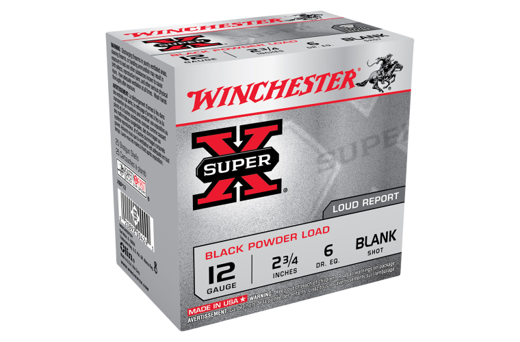 Winchester Super X 12G Blank 2-3/4