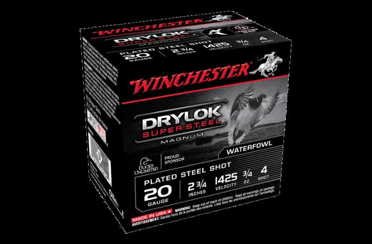 Winchester Drylok 20G 4 2-3/4