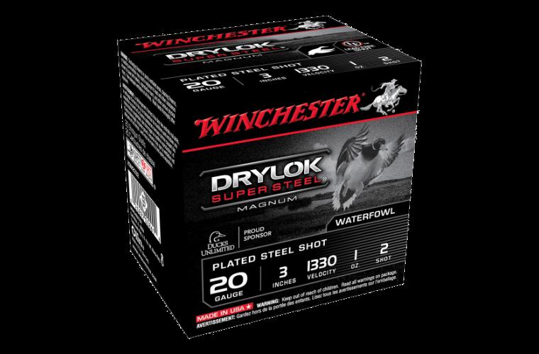 Winchester Drylok 20G 2 3