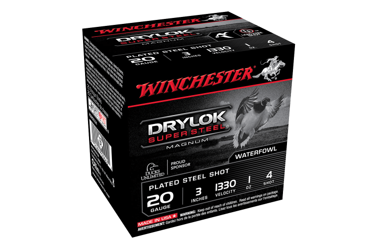 Winchester Drylok 20G 4 3