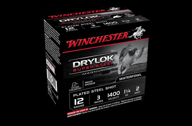Winchester Drylok 12G 2 3