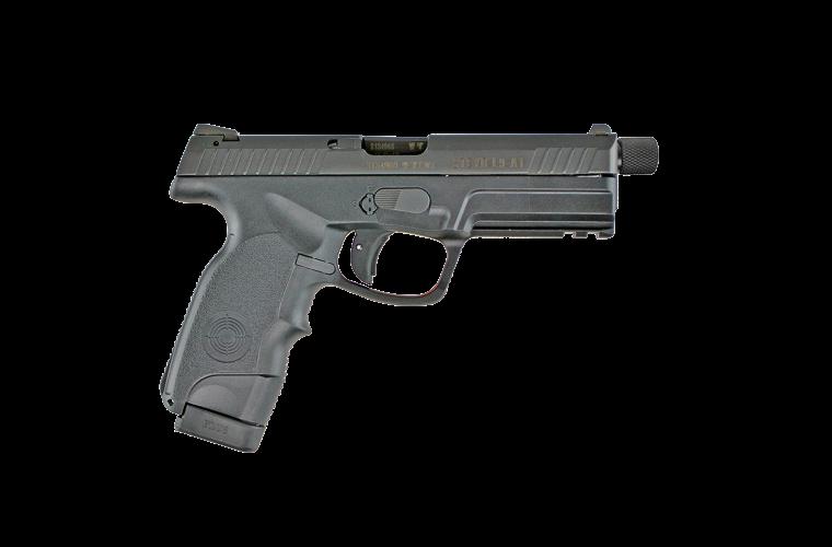 Steyr L9-A1 9MM, 1 S/Mag 10rnd Mag