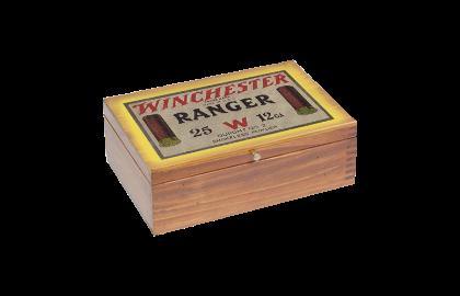 Winchester Vintage Wooden Box Ranger