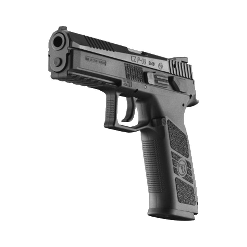 CZ P-09 9MM 120mm, 10rnd, S/Mag
