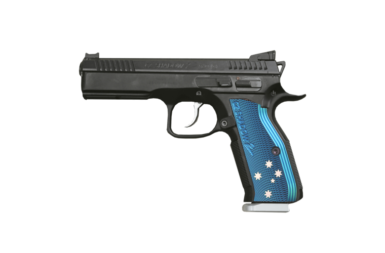 CZ 75 Shadow 2 9MM 120mm 2 x S/Mags 10rnd