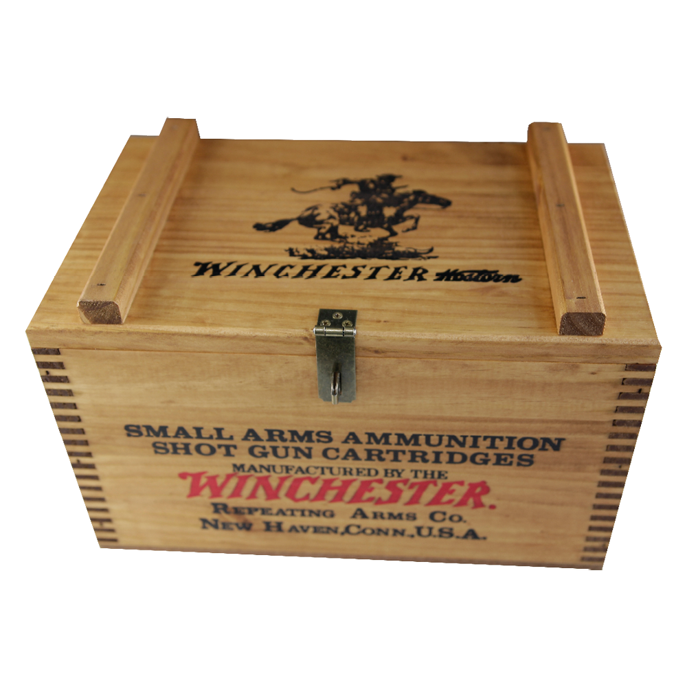Winchester Winchester Vintage Wooden Box Winchester