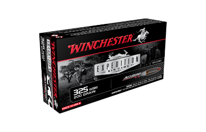 Winchester Expedition Big Game 325WSM 200gr ABCT