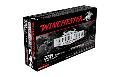 Winchester Expedition Big Game 338Lapua 300gr ABCT