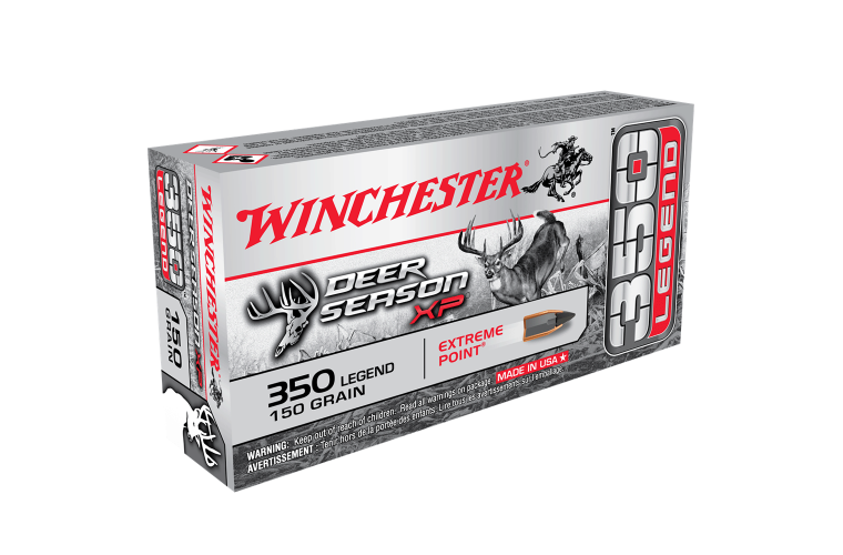 Winchester Deer Season 350 Legend 150gr XP