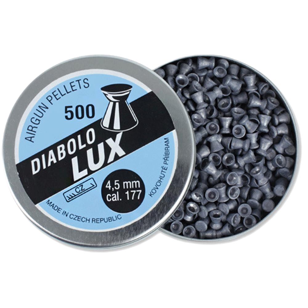 Diabolo Lux .177 500pcs