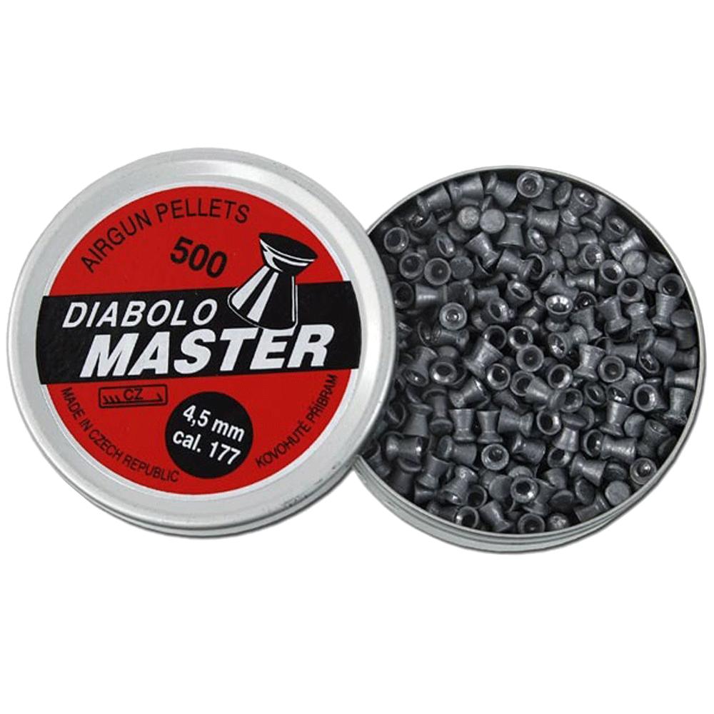 Diabolo Master .177 500pcs