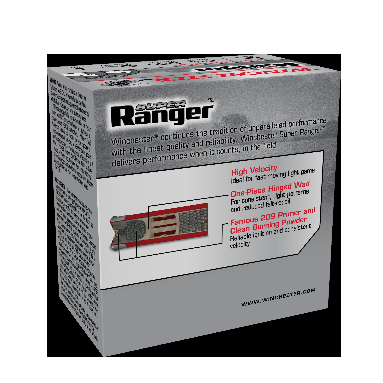 Winchester Super Ranger 12G 6 2-3/4