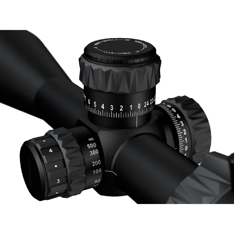 Meopta MeoPro Optika 6 4.5-27 x50 SFP RD 4C