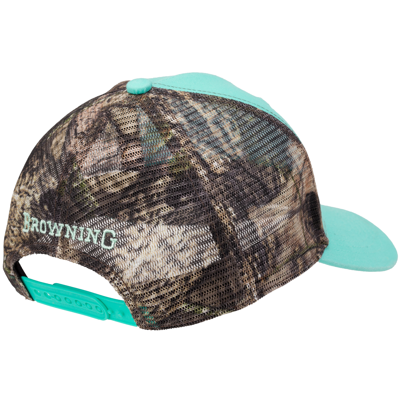 Browning Teal Moulded Cap