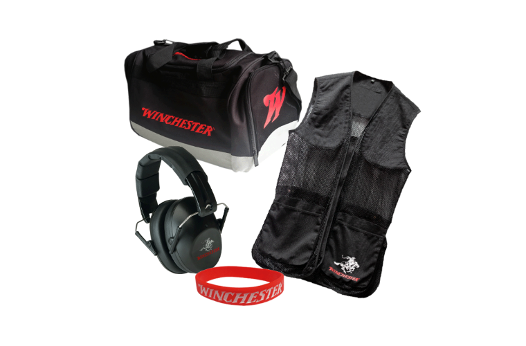 Winchester Clay Shooting Pack Medium