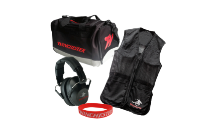 Winchester Clay Shooting Pack 3XL
