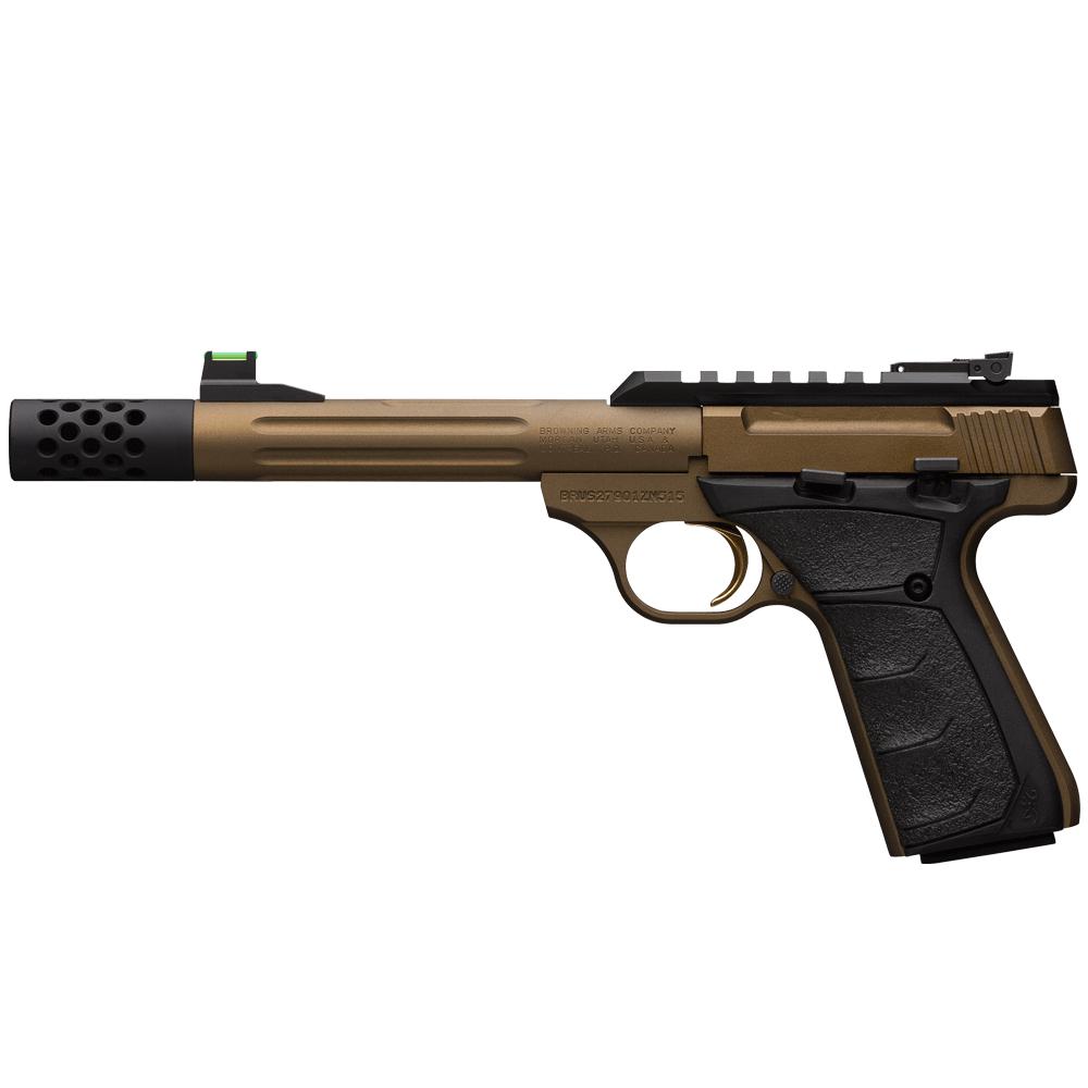 Browning Buck Mark Speed 22LR 10rnd