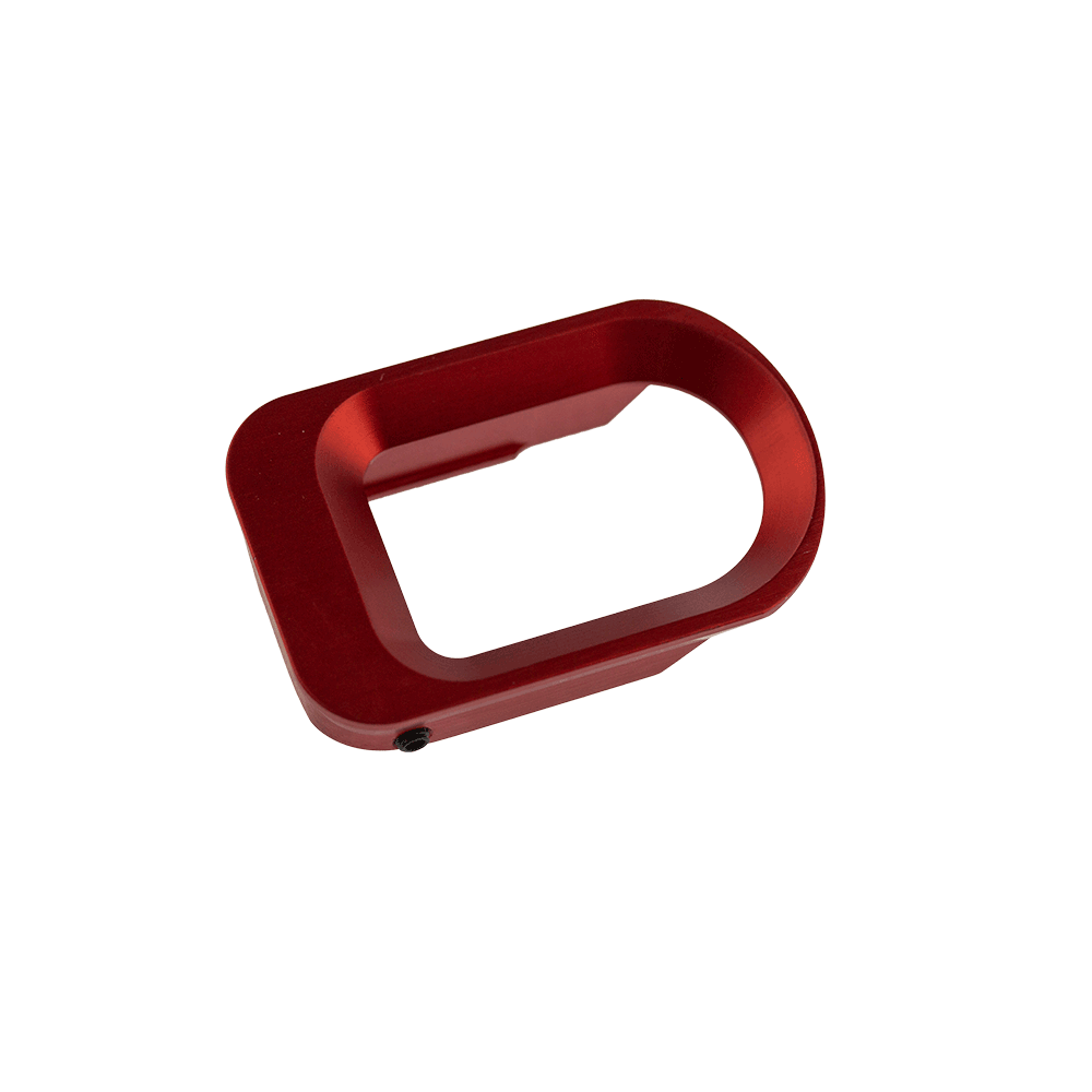 CZ 75 Magazine Funnel Wide Red TS