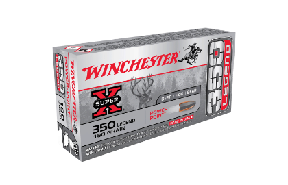 Winchester Super X 350 Legend 180gr PP