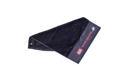 Winchester AA shooters towel black