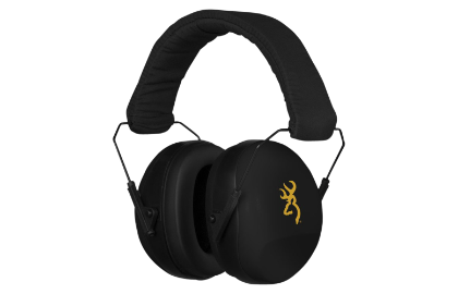 Browning Buckmark II Ear Muffs Black (26db)