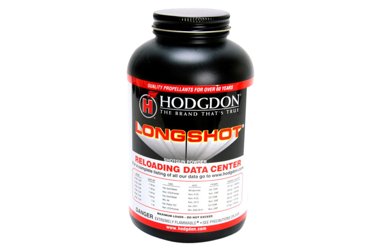Hodgdon Longshot powder 1lb
