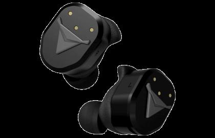 Decibullz Custom Molded True Wireless Bluetooth Earphones
