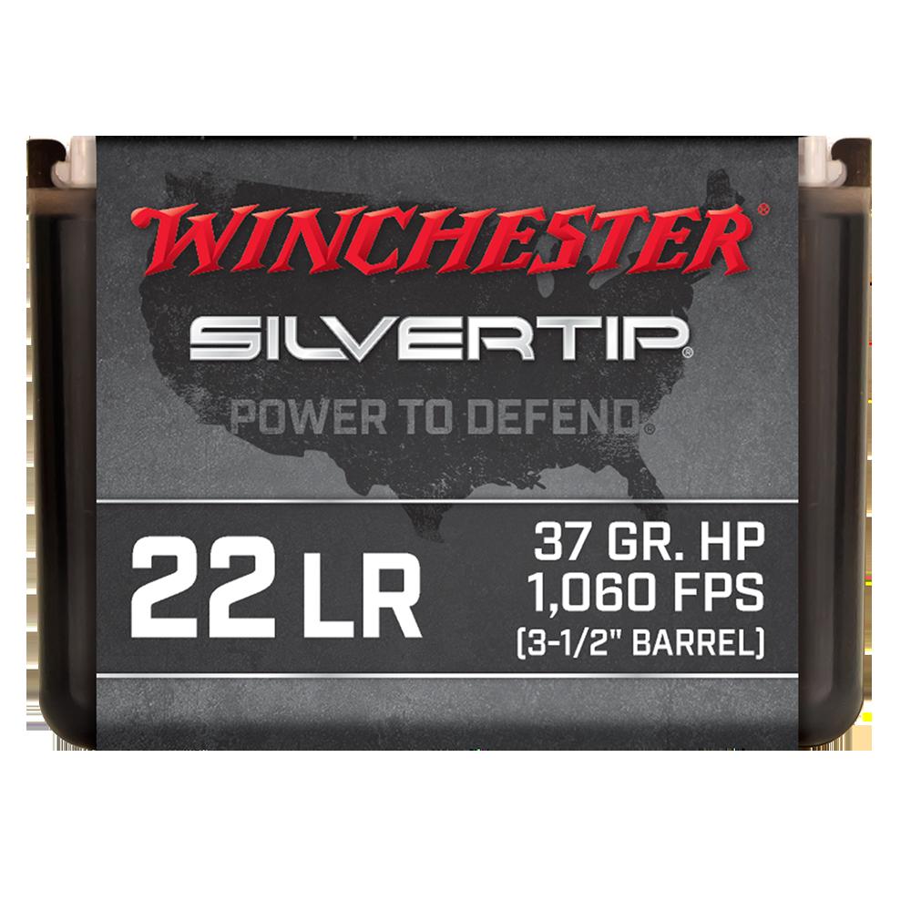 Winchester Silvertip Segmenting 22LR 37gr HP