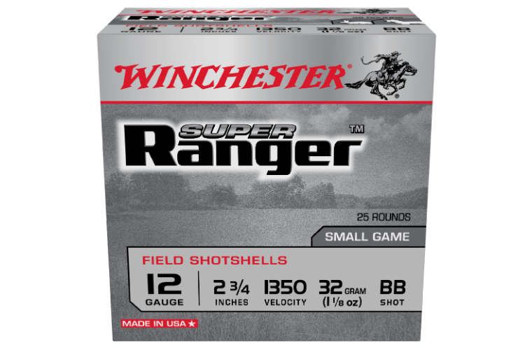 Winchester Super Ranger 12G BB 2-3/4