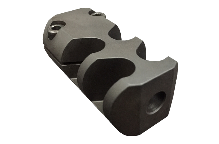 Grizzly Brake Tac Square M18x1P Blued