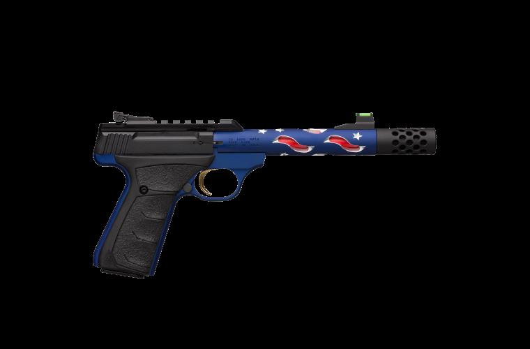 Browning Buck Mark Target Plus Vision Americana 22LR