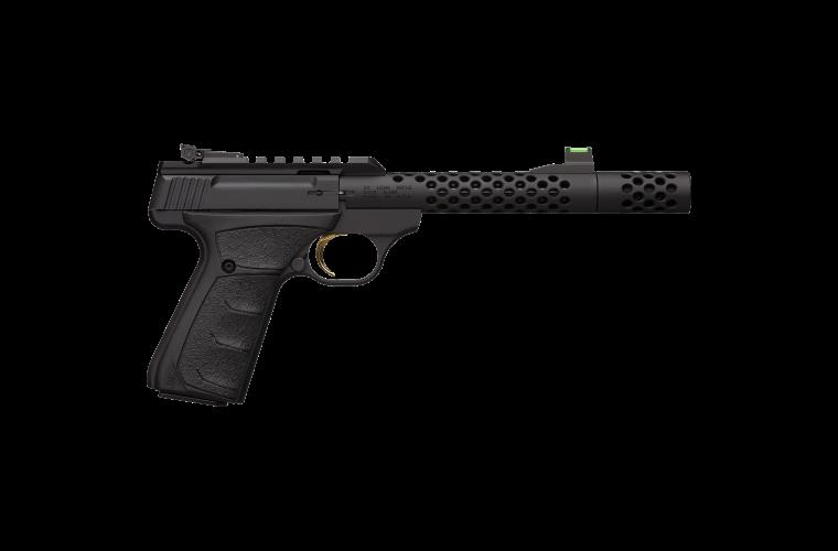 Browning Buck Mark Target Plus Vision Black Round 22LR