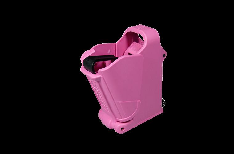 Maglula UpLula Universal Loader .9 - .45 Pink