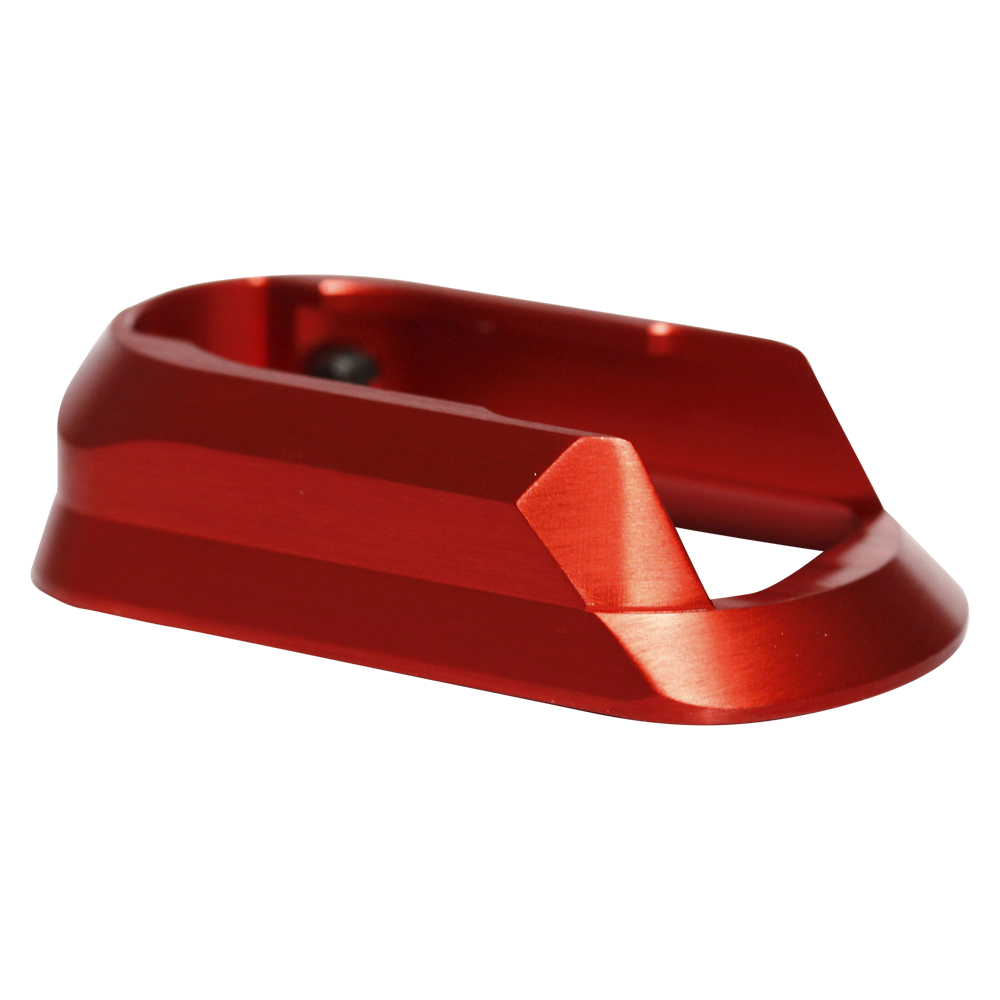 CZ 75 Magazine Funnel Narrow Red