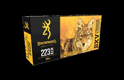 Browning BXV 223rem 50gr VE
