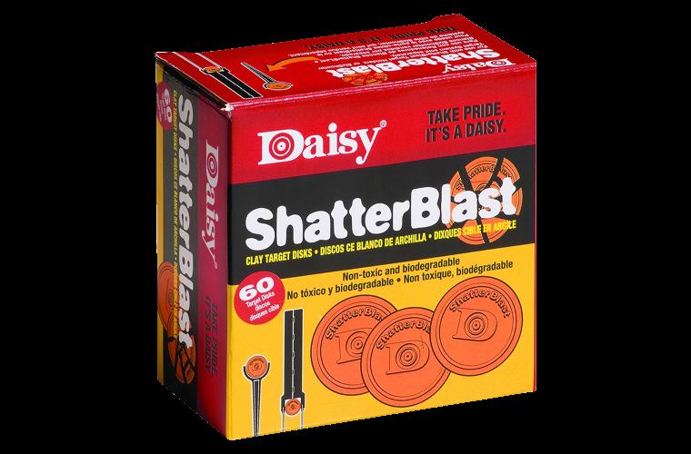 Daisy clay targets (60pk)