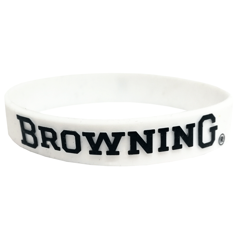 Browning Rubber Wrist Band