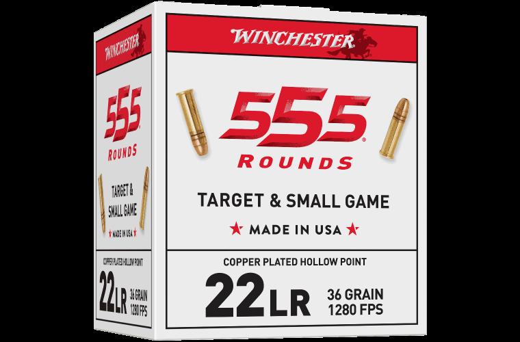 Winchester Super X 555 22LR 36gr LHP