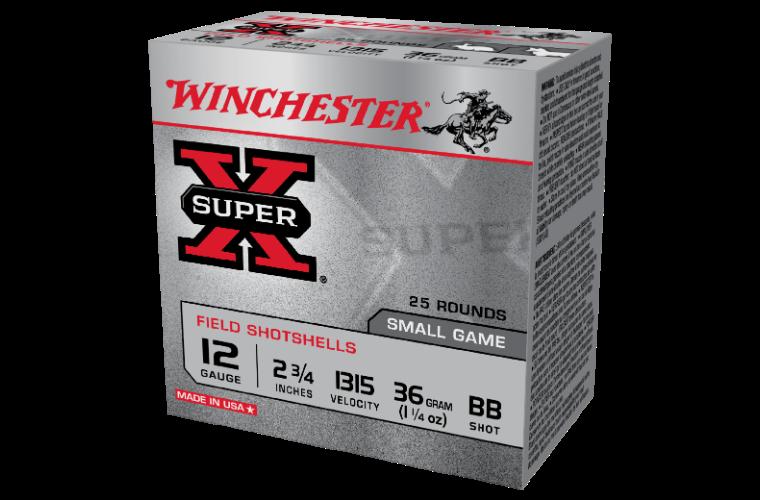 Winchester Super X 12G BB 2-3/4