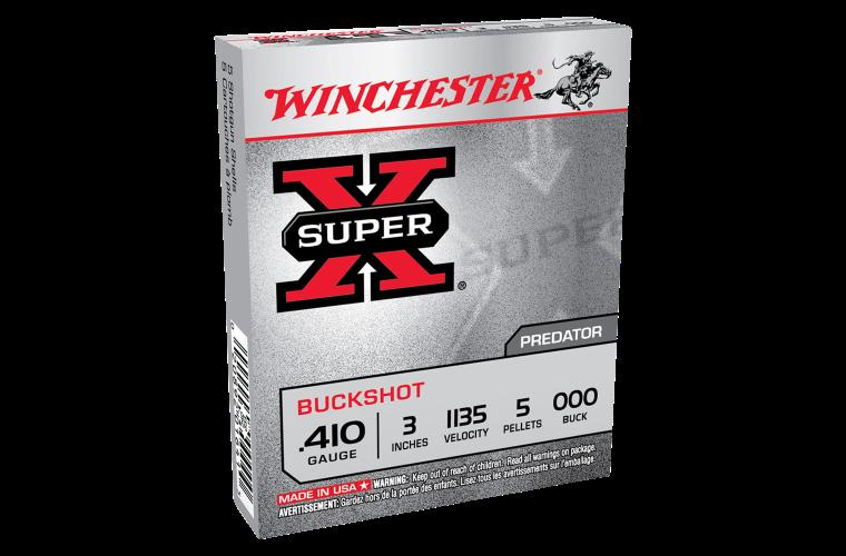 Winchester Super X 410ga OOO 3