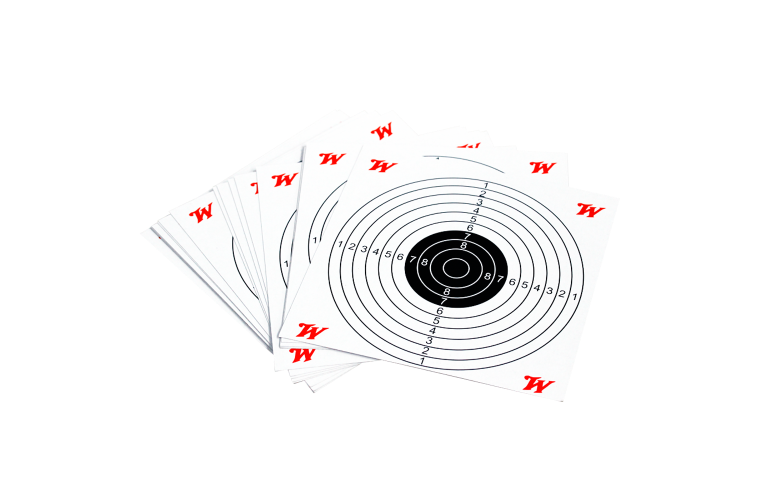 Winchester Paper Target (20pack) Air Rifle
